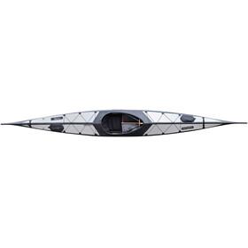 nortik Navigator Kajak grau/schwarz